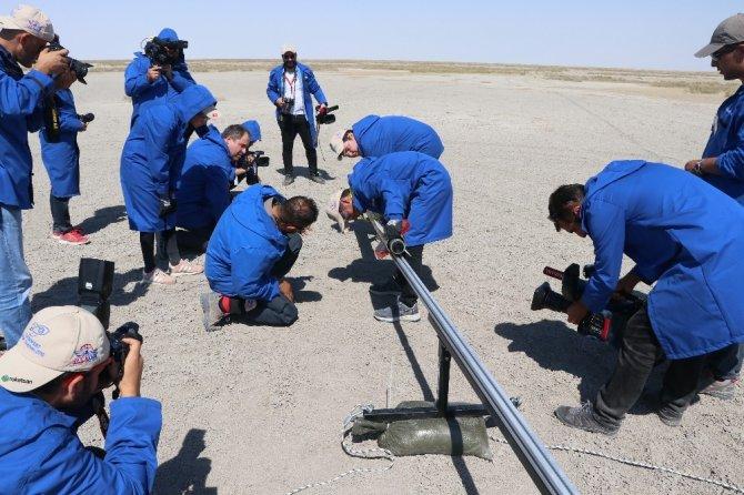 Teknofest ile öğrencilerin füzeleri gökyüzüyle buluştu