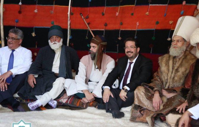 Aksaray'da 33. Ihlara Kültür ve Spor Festivali başladı