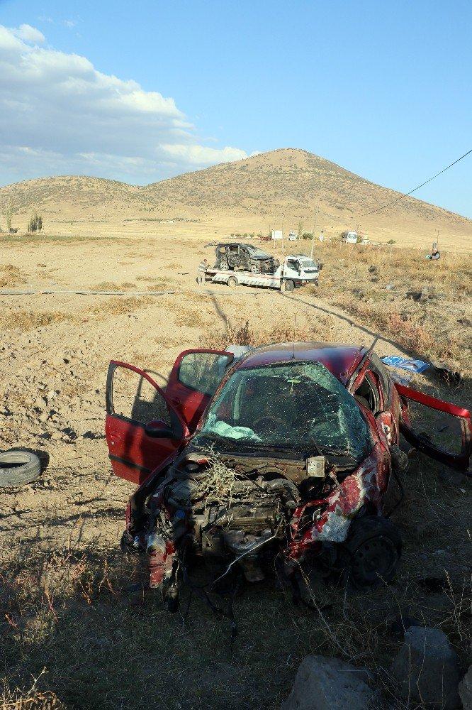 Kazada Çinli turist öldü, 3'ü Çinli 5 kişi yaralandı