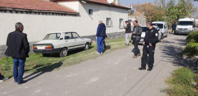 Aksaray'da çalıntı otomobil duyarlı vatandaşın ihbarıyla bulundu