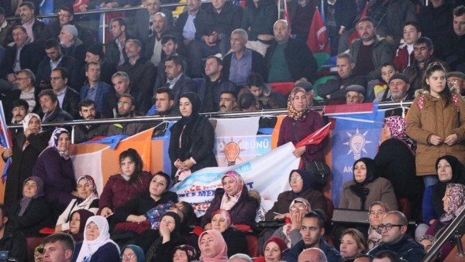 AK Parti Aksaray'da adaylarını tanıttı