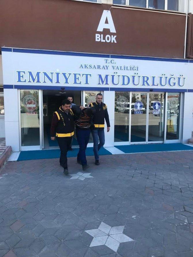 Aksaray'daki akraba kavgasında 2 tutuklama