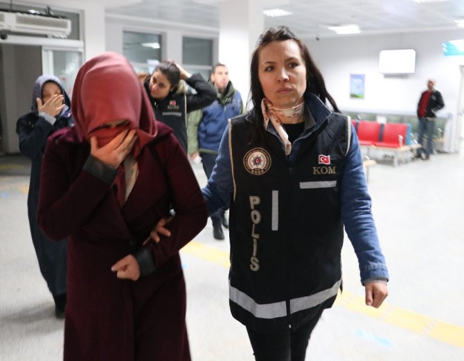 Aksaray merkezli 13 ilde FETÖ/PDY operasyonu: 8 gözaltı