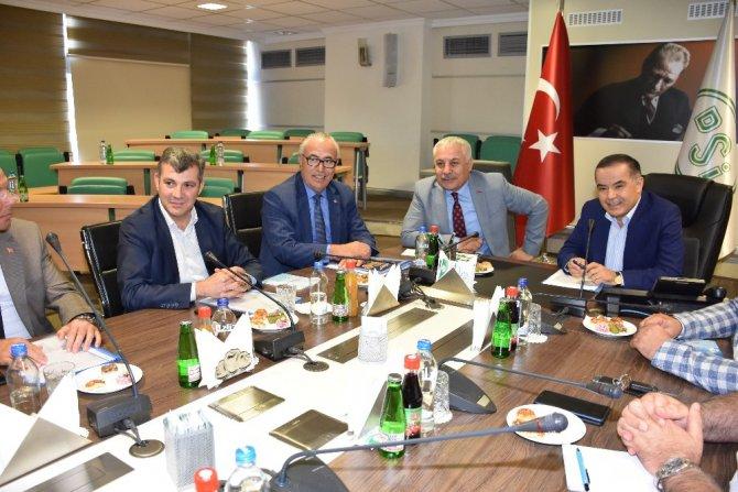 Aksaray'ın su sorunu Ankara'da masaya yatırıldı