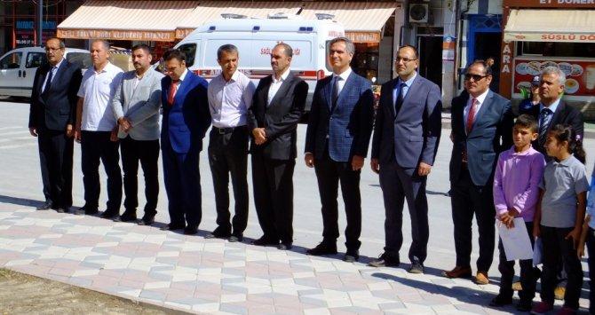 Sultanhanı ilçesinde İlköğretim Haftası kutlandı