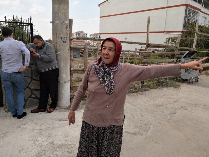 Yaşlı kadının 20 yıl önce elleriyle dokuduğu halısı çalındı