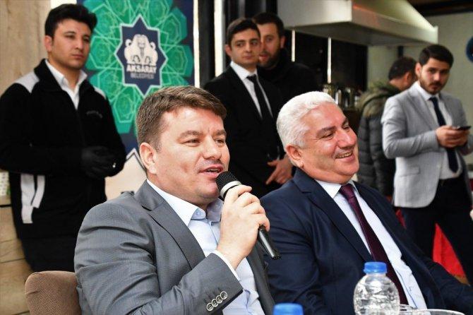 Aksaray Belediyesinin 'Haydi konuş bakalım' münazara yarışması başlıyor