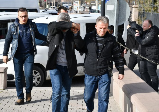 Aksaray'da aranan şahıslar operasyonu: 4 tutuklama