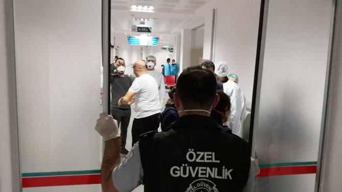 Aksaray'da korona virüsü tedbirleri kapsamında hasta ziyaretleri yasaklandı