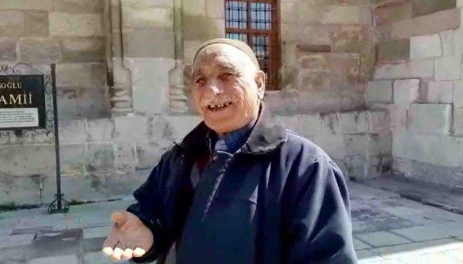 Aksaray'da sokağa çıkan yaşlıların savunmaları şaşırttı