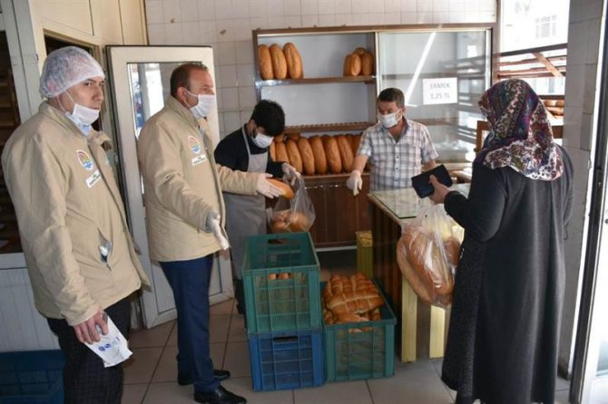 Aksaray'da gıda denetimleri artırıldı