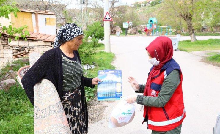 Aksaray Belediyesinden Ramazan hediyesi