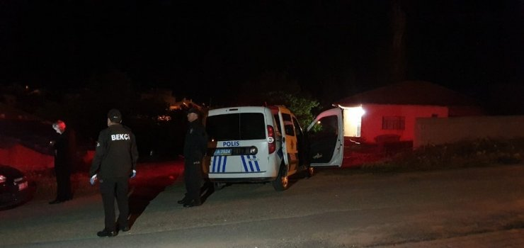 Aksaray'da akrabalar arasında tüfekli kavga: 1 ölü, 1 yaralı