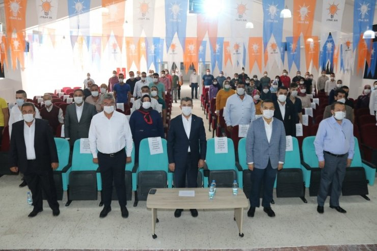 AK Parti Gülağaç ve Güzelyurt ilçe kongresi gerçekleştirildi