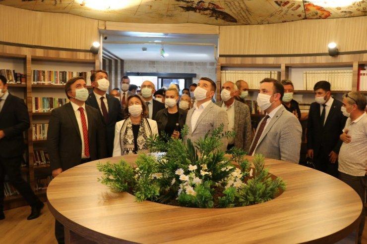 Aksaray'ın ilk millet kıraathanesi açıldı