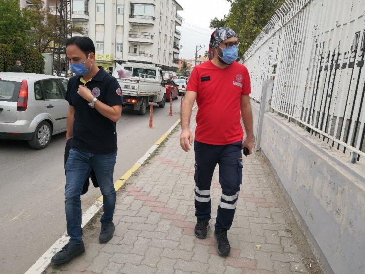 Eczacı kalfasının kafa atarak yaraladığı 112 müdürü şikayetçi oldu
