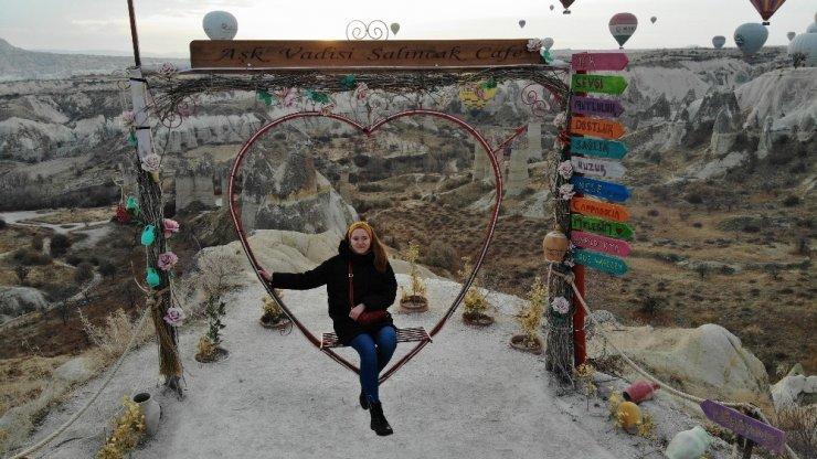 Kapadokya'da 2023 yılında hedef 7 buçuk milyon turist