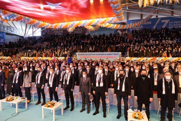 AK Parti'de yeni yönetim listesi belli oldu