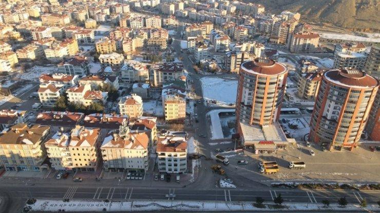 Gazi Caddesindeki altyapı çalışmaların startını Başkan Savran verdi
