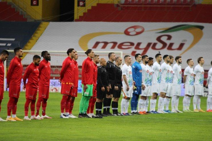 Süper Lig: Kayserispor: 0 - Çaykur Rizespor: 0 (Maç devam ediyor)