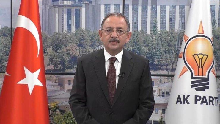 AK Parti'de Kayseri'den iki önemli görev