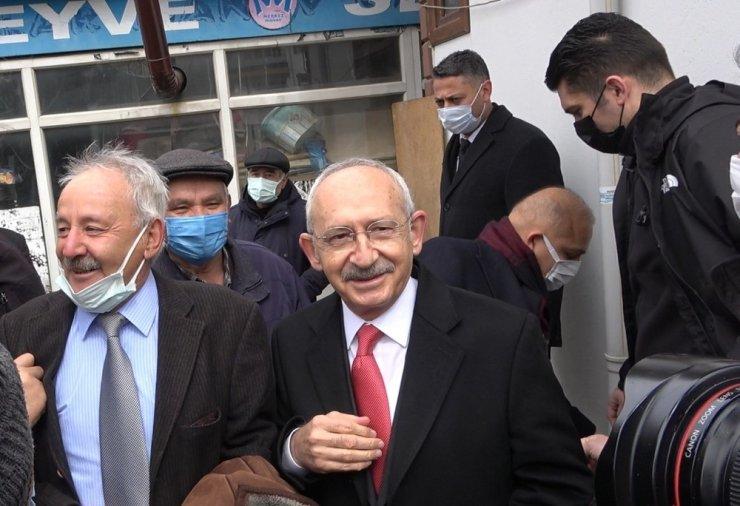 """Kemal Kılıçdaroğlu: """"Sadece sorunu dile getirmek değil çözümü de dile getirmek zorundayız"""""""