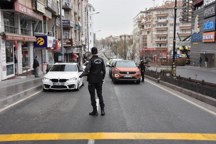 """Nevşehir'de """"Yoğunlaştırılmış Dinamik Denetim"""""""