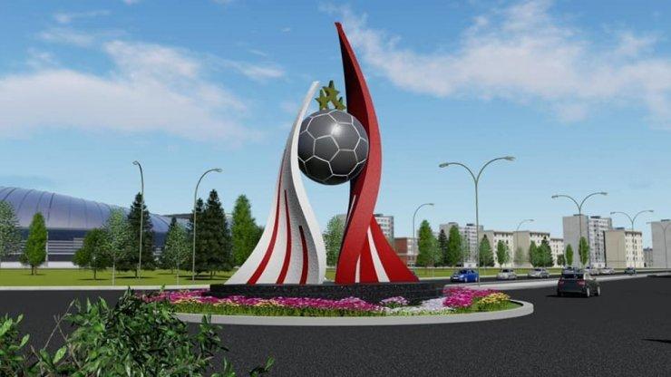 Sivasspor'un anıtı dikilecek