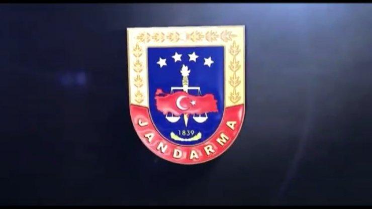 Jandarmanın 182. yıldönümü için video hazırlandı