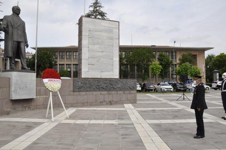 Jandarmanın 182. kuruluş yıldönümü törenle kutlandı