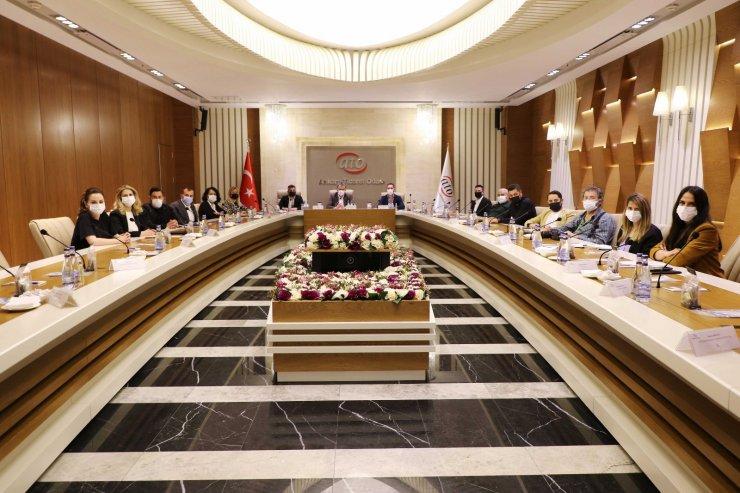 ATO üyeleri kooperatifleşmeye hazırlanıyor