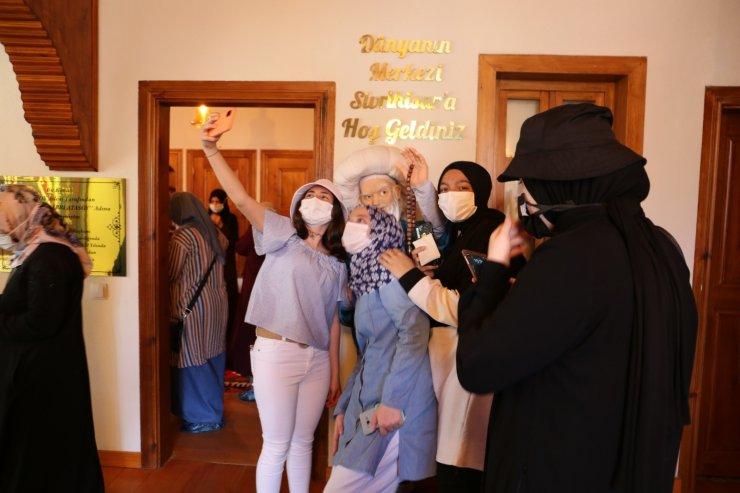 Sivrihisar ziyaretçilerini ağırlamaya devam ediyor