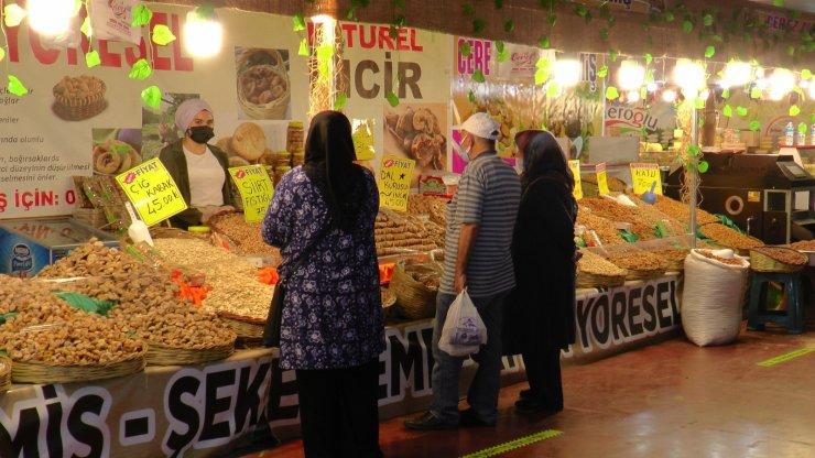 Kayseri Yöresel Ürünler Fuarı ziyaretçilerini bekliyor