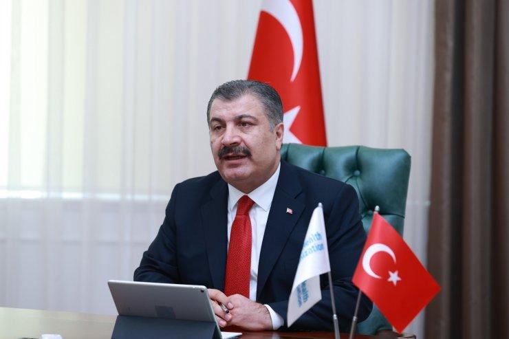 DSÖ Avrupa Direktörü Kluge'dan Türkiye'ye tebrik