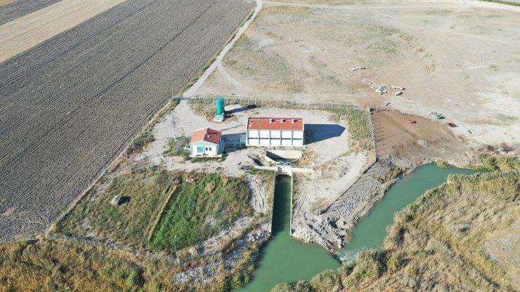 DSİ'den Eskişehir'e iki müjde