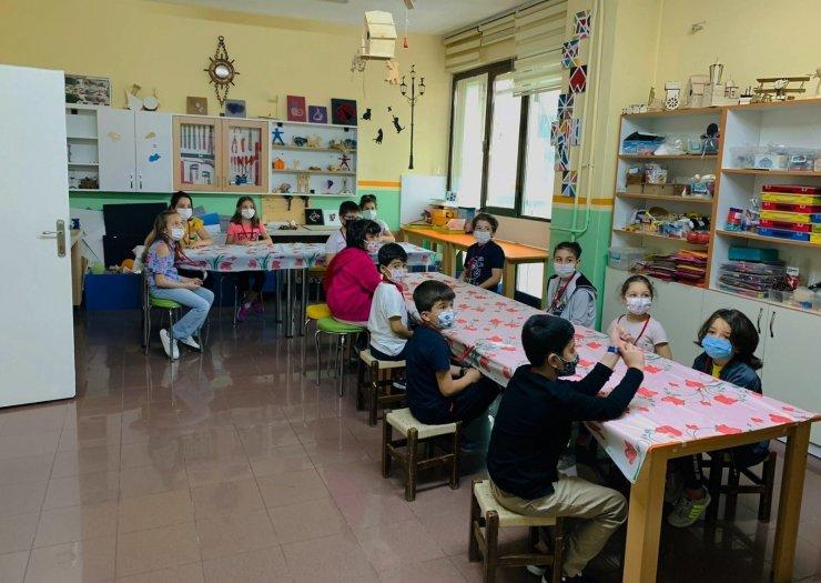 Keçiören ÇEM'de dolu dolu yaz okulu
