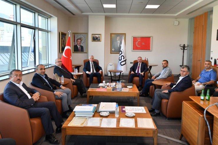 """Başkan Nursaçan: """"Al bayrağımızı en yükseğe diktik"""""""