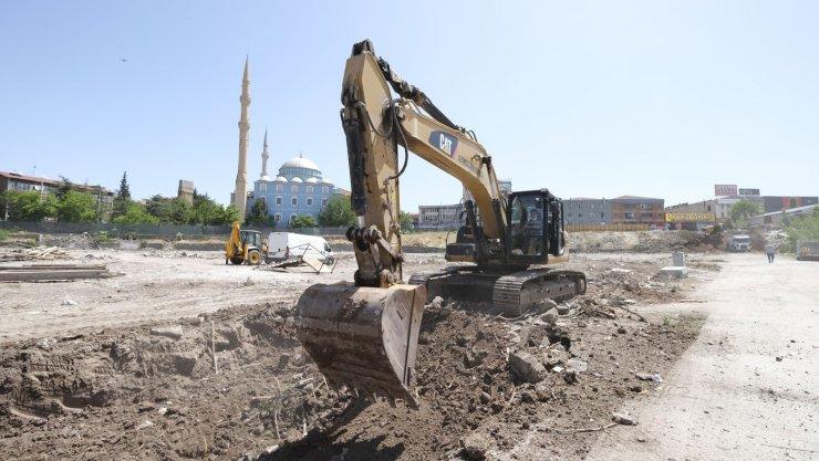 Türk-iş Blokları'nda kentsel dönüşüm başladı