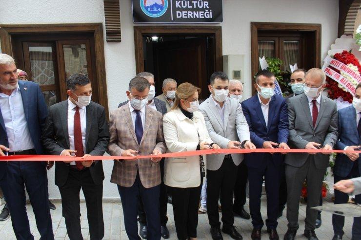 Ankara'da Kütahya Kültür Derneği açıldı