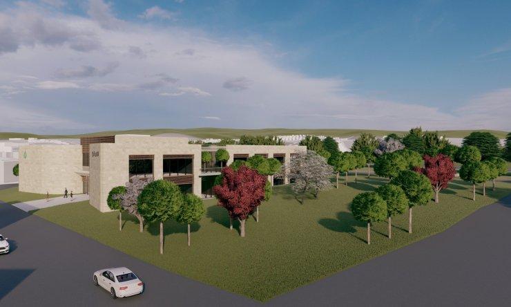 Çankaya'dan Çayyolu'na yeni hizmet binası