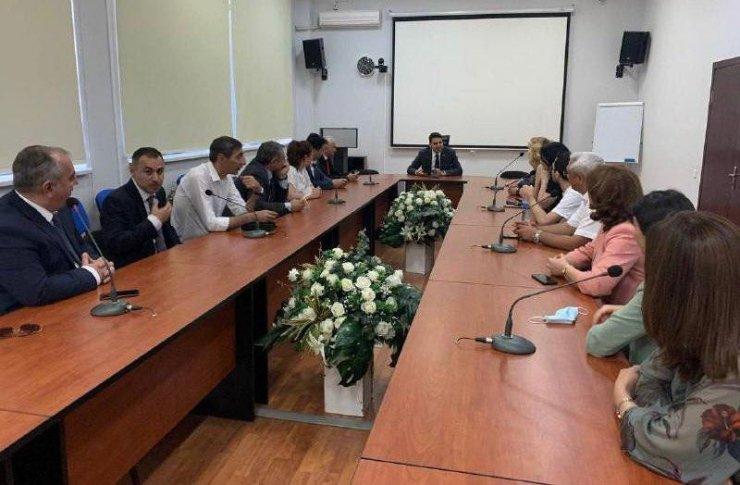 YTB'den Karabağ şehit ve gazilerinin çocuklarına Türkiye Bursları