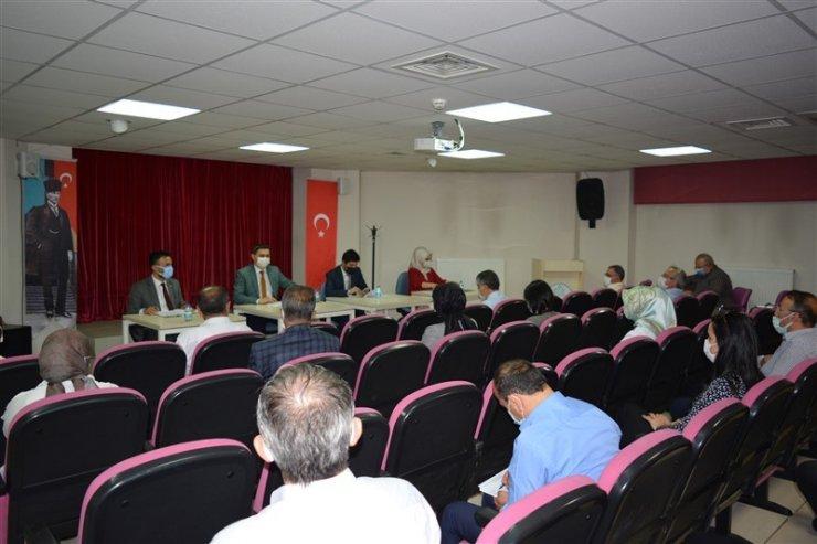'Bünyan Adalet Halk Kütüphanesi' Eşgüdüm toplantısı yapıldı