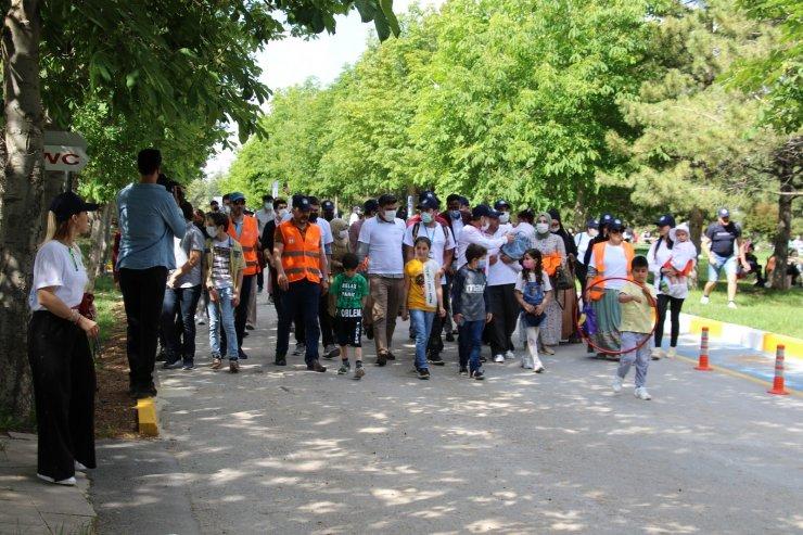 Başkent'te 'Mülteciler Günü Yürüyüşü' etkinliği gerçekleştirildi
