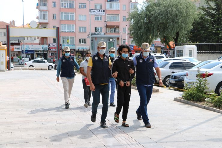 Niğde'de DEAŞ operasyonu: 2 gözaltı