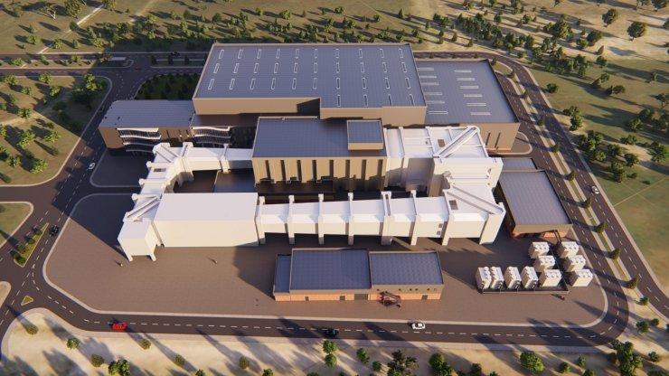 TUSAŞ Avrupa'nın 2'nci büyük rüzgar tüneli tesisinin yapımına başladı