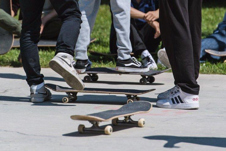 Büyükşehir Belediyesi Başkent'te kaykay sporunun gelişmesine katkı sağlıyor