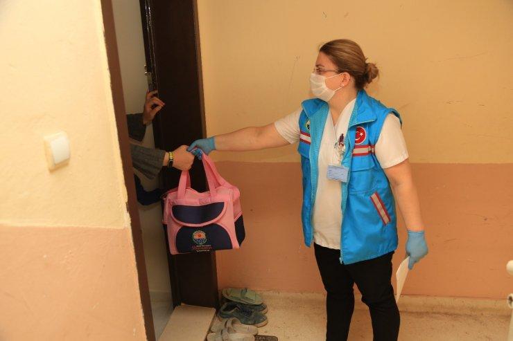 """Gölbaşı Belediyesi """"Hoş Geldin Bebek"""" projesi ile 600 aileye ulaştı"""