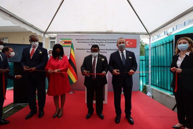 """Dışişleri Bakanı Çavuşoğlu: """"Amacımız tüm Afrika ülkelerinde büyükelçilik açmak"""""""