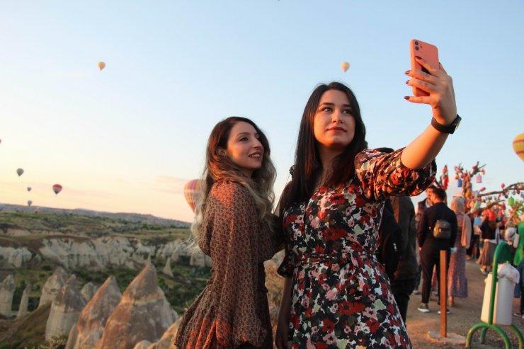 Kapadokya bölgesinde Temmuz ve Ağustos aylarında turist yoğunluğu bekleniyor
