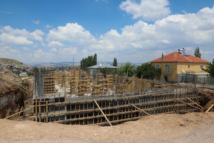 Talas'ta 2 yeni okul yükseliyor